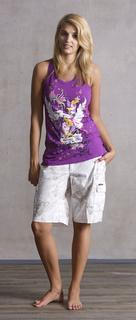 PMwomen-3 トップス57445 LUCKY カラー430 ¥4800 パンツ 57479SARA カラー67220 ¥11000.jpg